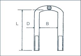 U Bolts & J Bolts design and manufacture NZ